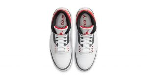 All You Must Need To Know About Nike Jordan 3 Japanese Denim White 04