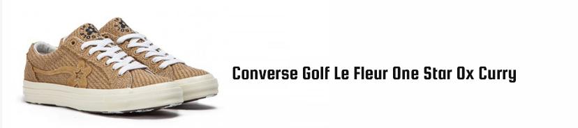 Converse Golf Le Fleur One Star Ox Curry