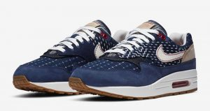 DENHAM Teases Nike Three Nike Air Max Collaboration Next Month 01