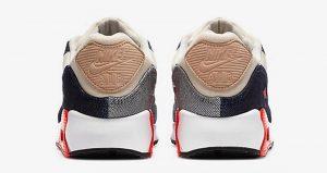 DENHAM Teases Nike Three Nike Air Max Collaboration Next Month 06
