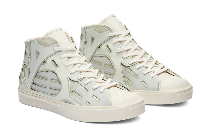 Feng Chen Wang Converse Jack Purcell Mid Sea Salt 169009C 03