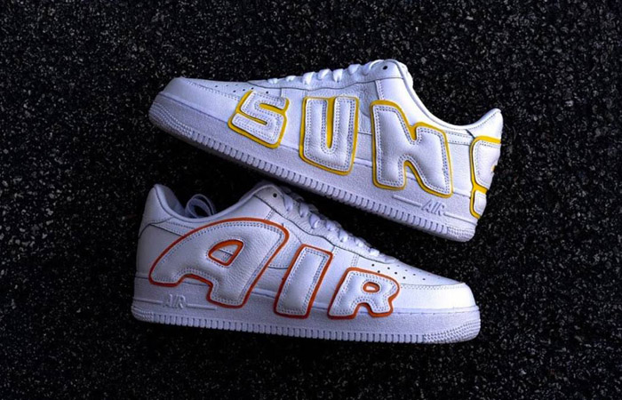 First Look At The Cactus Plant Flea Market Nike Air Force 1 Pack
