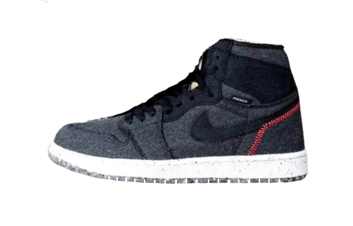 Jordan 1 High Zoom Space Hippie Dark Charcoal CW2414-001 01