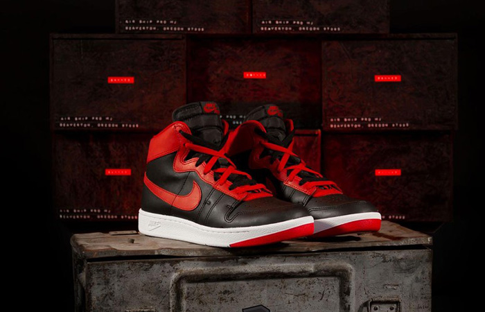 Michael Jordan's Banned Air Ship Finally Received A Release Info f
