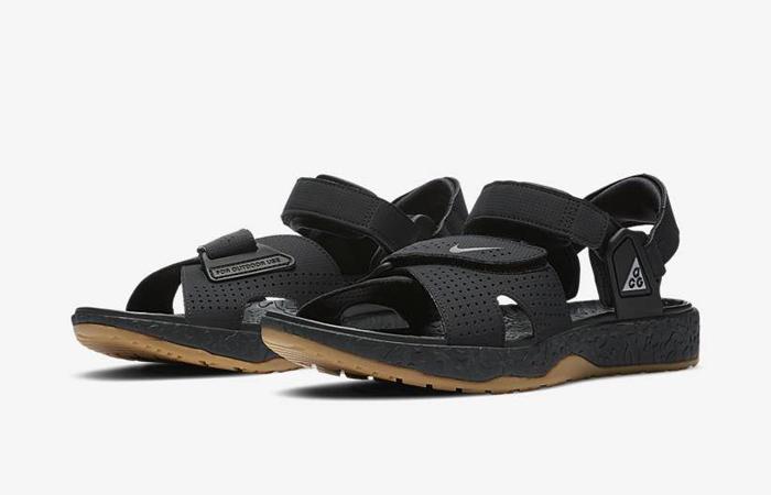 Nike ACG Air Deschutz Black CT3303-001 - Fastsole