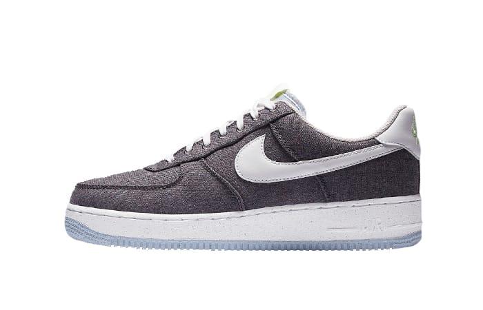 Nike Air Force 1 07 Iron Grey CN0866-002 01