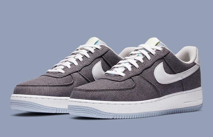 Nike Air Force 1 07 Iron Grey CN0866-002 05