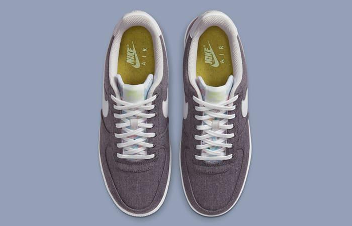 Nike Air Force 1 07 Iron Grey CN0866-002 07