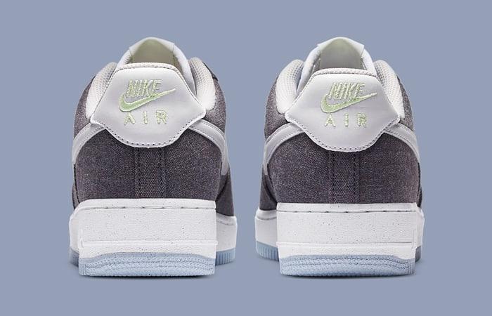 Nike Air Force 1 07 Iron Grey CN0866-002 08