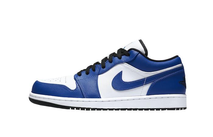 Nike Air Jordan 1 Low Game Royal 553558-124 01
