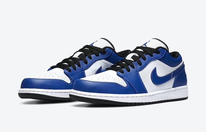 Nike Air Jordan 1 Low Game Royal 553558-124 03
