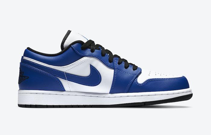 Nike Air Jordan 1 Low Game Royal 553558-124 04