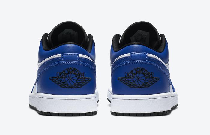 Nike Air Jordan 1 Low Game Royal 553558-124 06