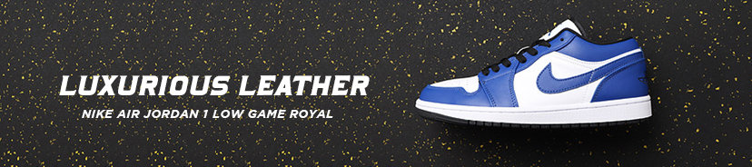 Nike Air Jordan 1 Low Game Royal
