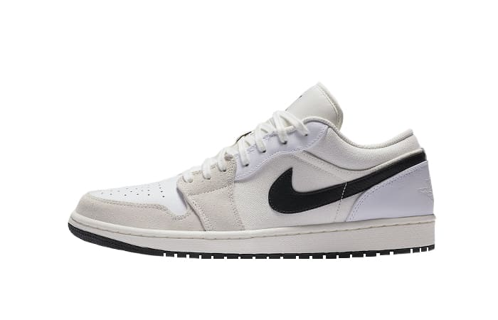Nike Air Jordan 1 Low Premium Sail DC3533-100 01