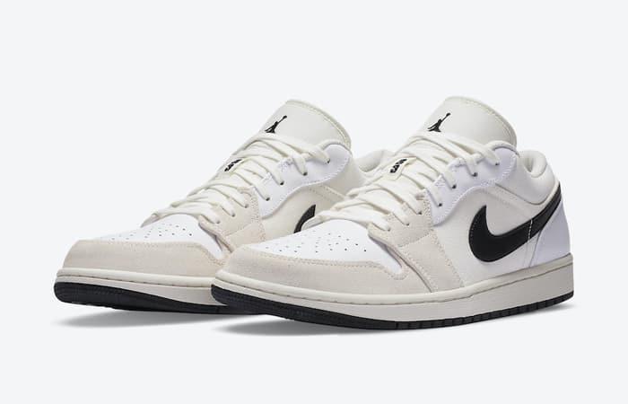 Nike Air Jordan 1 Low Premium Sail DC3533-100 02