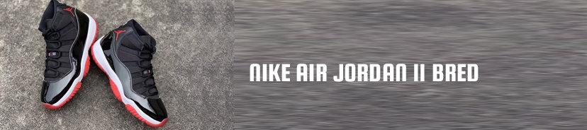 Nike Air Jordan 11 Bred