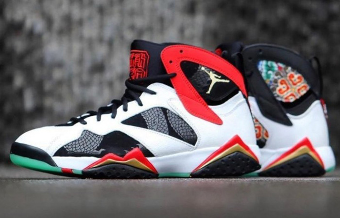Nike Air Jordan 7 Greater China University Red CW2805-160 02