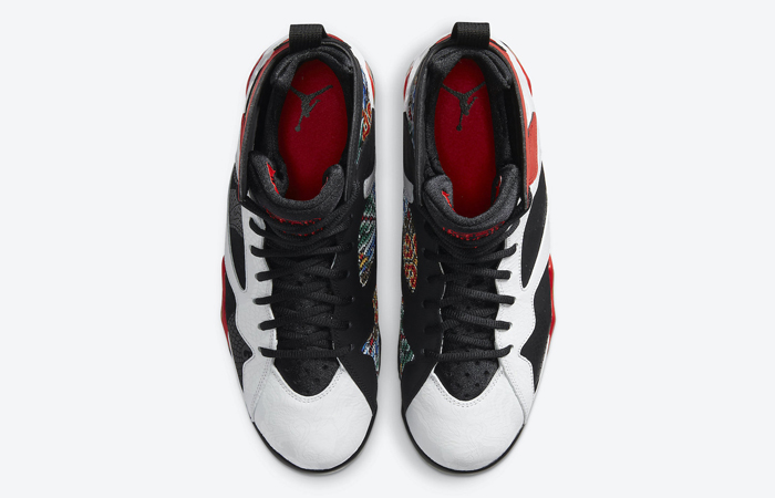 Nike Air Jordan 7 Greater China University Red CW2805-160 07