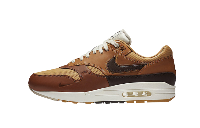 Nike Air Max 1 SNKRS Day Wheat DA4302-700 01