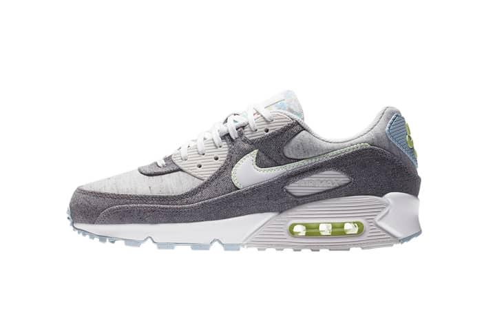 Nike Air Max 90 NRG Wolf Grey CK6467-001 01