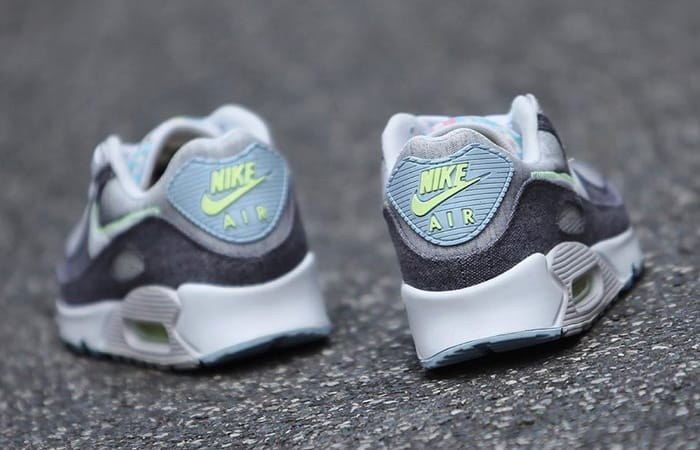 Nike Air Max 90 NRG Wolf Grey CK6467-001 04