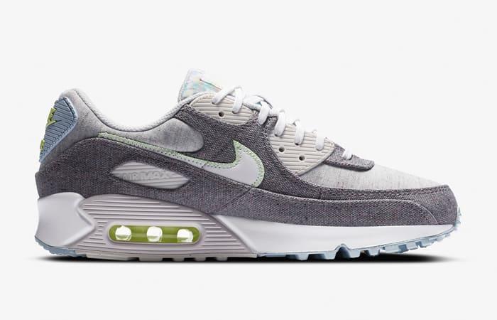 Nike Air Max 90 NRG Wolf Grey CK6467-001 06