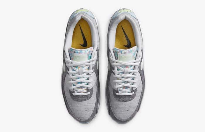 Nike Air Max 90 NRG Wolf Grey CK6467-001 07
