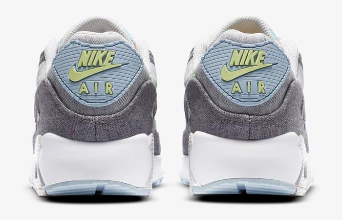 Nike Air Max 90 NRG Wolf Grey CK6467-001 08