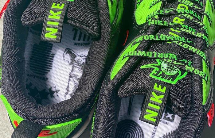 Nike Air Max 90 Worldwide Pack Black Multi CK6474-001 03