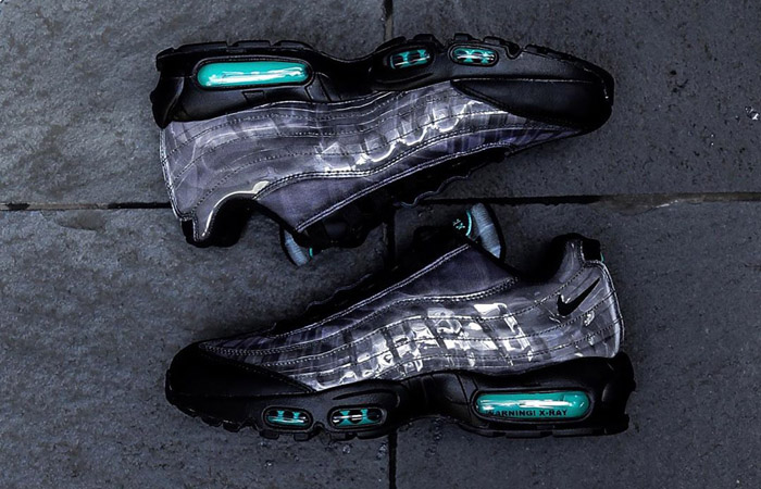 Nike Air Max 95 Black Aurora Grey DA7735-001 06