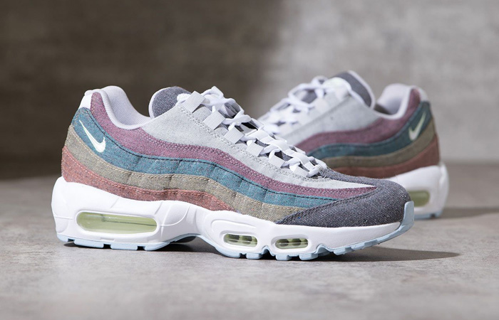 Nike Air Max 95 NRG Dusty Pink Brown CK6478-001 06
