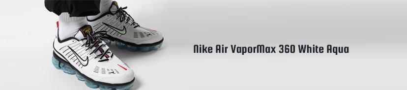 Nike Air VaporMax 360 White Aqua