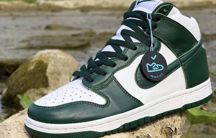 Nike Dunk High Pro Bottle Green CZ8149-100 02