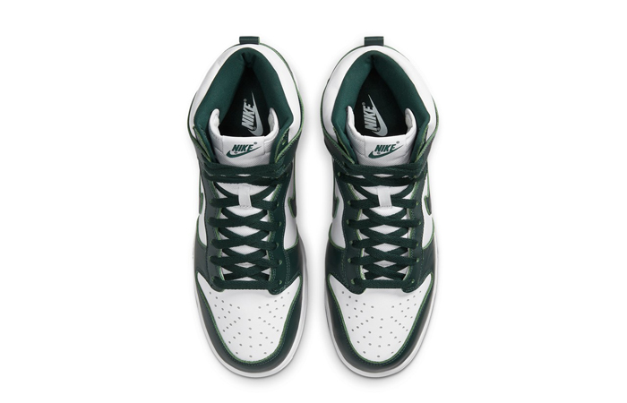 Nike Dunk High Pro Bottle Green CZ8149-100 07