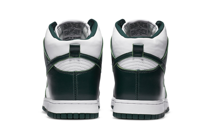 Nike Dunk High Pro Bottle Green CZ8149-100 08