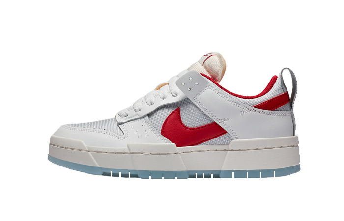Nike Dunk Low Disrupt Gym Red CK6654-101 01