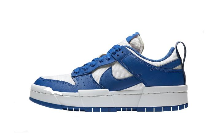 Nike Dunk Low Disrupt Royal Blue CK6654-100 01