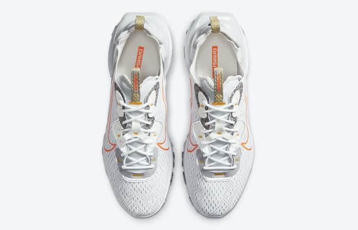 Nike React Vision White Total Orange DA4679-100 04