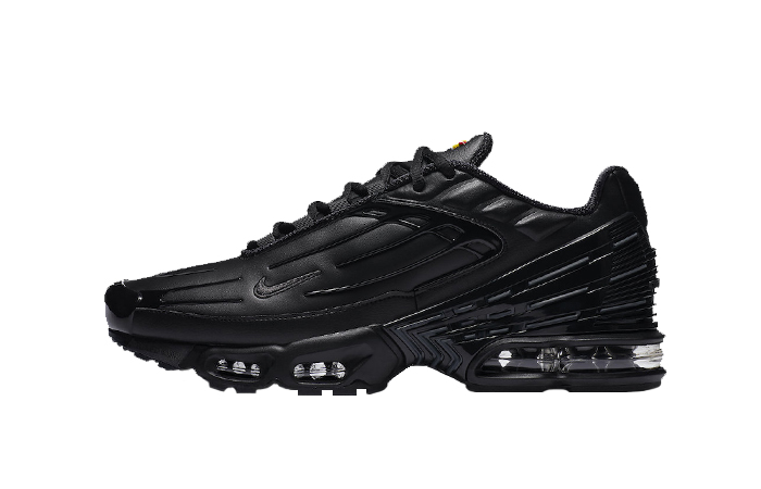 Nike TN Air Max Plus 3 Core Black CK6716-001 01