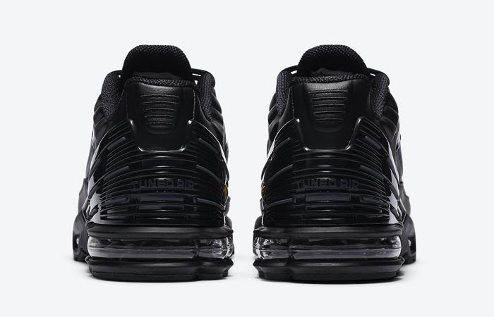 Nike TN Air Max Plus 3 Core Black CK6716-001 05