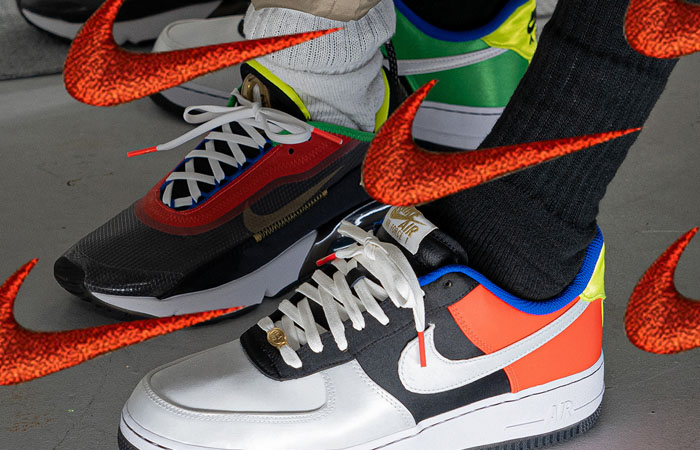"""Nike's Exclusive """"Hidden Message"""" Pack Actually Inspired By Olympic Theme f"""