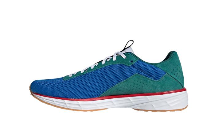 Noah adidas SL20 Blue Green FW3267 01