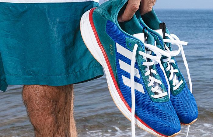 Noah adidas SL20 Blue Green FW3267 02