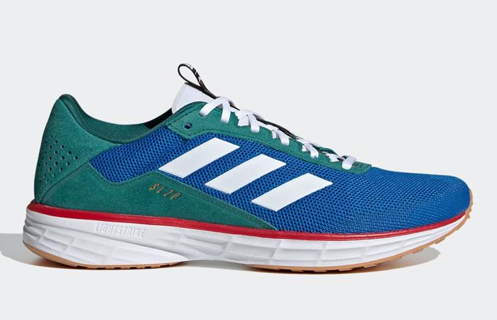 Noah adidas SL20 Blue Green FW3267 04
