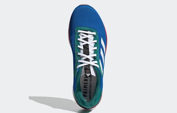 Noah adidas SL20 Blue Green FW3267 05
