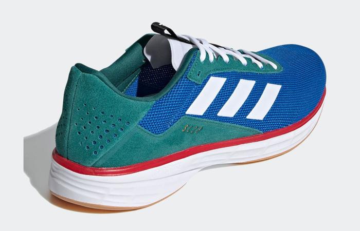 Noah adidas SL20 Blue Green FW3267 06
