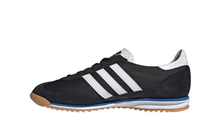Noah adidas SL72 Black White FW7857 01