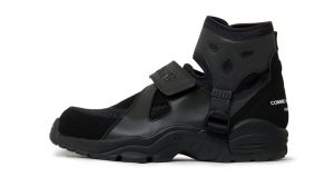 Official Look At The COMME des GARÇONS Nike Air Carnivore Pack 05