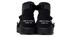 Official Look At The COMME des GARÇONS Nike Air Carnivore Pack 08
